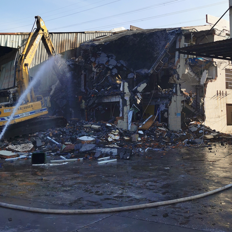 工业厂房拆除